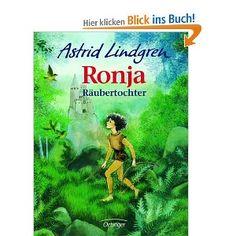 Ronja Raeubertochter - Astrid Lindgren
