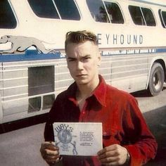 They say they had to put highlights in River's hair to keep him looking slightly young for the movie #dogfight  #riverphoenix