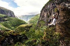 Aurlandsdalen Norwegen