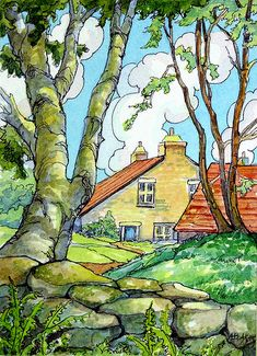 Storybook Cottage Series The Old Homestead