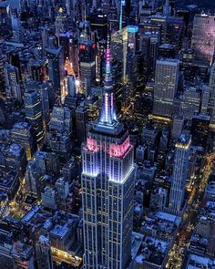 If you go to NYC and don't visit the Empire State Building, did you really go to NYC?