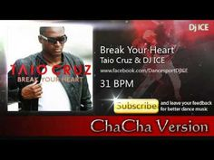 ChaCha - Break Your Heart (31 BPM) Dance With You, Ballroom Dancing, Ice Breakers, Your Heart, Songs, Popular, Music, Modern, Youtube