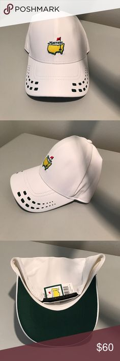 Genuine Masters hat American Needle genuine Masters adjustable hat- male or female American Needle Accessories Hats