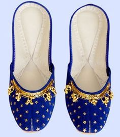 Indian beaded shoes for women, wedding shoes
