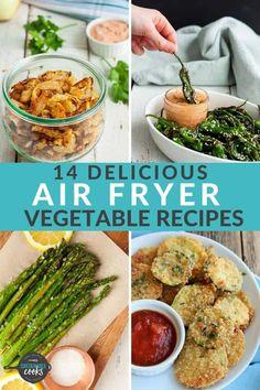 Air Fryer Recipes Vegetables, Air Fryer Recipes Appetizers, Air Fryer Recipes Snacks, Air Fryer Recipes Vegetarian, Air Fryer Recipes Low Carb, Air Fryer Recipes Breakfast, Spicy Recipes, Vegetable Recipes, Healthy Recipes
