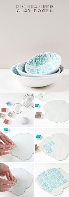 ¡Fabrica tus propios bowls de arcilla!