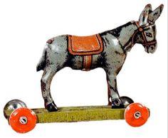 Meier Mule Penny Toy