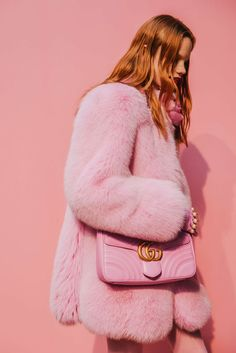 It's Gucci mania. This is why we are so obsessed with Gucci since Alessandro Michele came in.