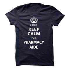 I am a Pharmacy Aide - #gift for her #gift for friends. CHECK PRICE => https://www.sunfrog.com/LifeStyle/I-am-a-Pharmacy-Aide-17094119-Guys.html?68278