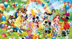 Ravensburger puzzel Mickey is jarig Disney Pixar, Walt Disney, Disney Love, Disney Magic, Disney Mickey, Mickey Mouse, Disney Characters, Ravensburger Puzzle, Yoshi Island