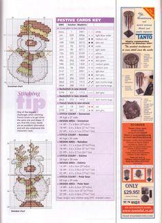 Gallery.ru / Фото #40 - The world of cross stitching 051 рождество 2001 - WhiteAngel