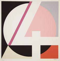 Walter Dexel, Untitled 1970s