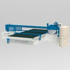 TWO COMPONENT PUR APPLICATOR FOR SANDWICH PANEL PRODUCTION Sips Panels, Making Machine, Chipboard