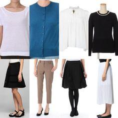 ウェーブタイプの基本のアイテムを揃えよう! Clear Winter, Summer Waves, Fashion Beauty, Womens Fashion, Colour Images, Body Types, Wardrobes, Capsule Wardrobe, Personal Style