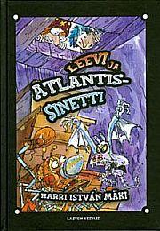 Leevi ja Atlantis-sinetti   9789516278509