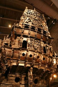 Traditional Swedish Smorgasbord | The Vasa is the world's only surviving 17th-century ship and one of ...