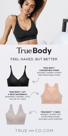Beette 2019 Posture Corrector Lift Up Bra Women Wireless Hollow Vest Bralet Top