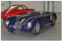 Jaguar C-type 1952 frontn - Jaguar C-type 1952 Sports Car Racing, Race Cars, Vintage Cars, Antique Cars, Automobile, British Sports Cars, Audi Tt, Hot Cars, Cars And Motorcycles