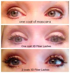 Younique 3D Fiber Lash Mascara | Best alternative to eyelash extensions. Order online for just $29 - www.YouniqueByKrysti.com