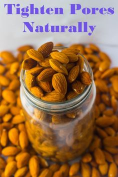 Today were talking about almonds because they are not just for eating