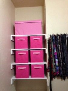 My January Project, Part 1 – Master Closet Closet Space Savers, Master Closet, Organizers, January, Organization, Projects, Blog, Home Decor, Getting Organized