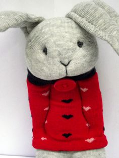Sweet cheeks, Little Bunny. Baby Sockamajigs are £8. What can I make for you?