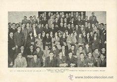 Grupo de estudiantes de la Universidad de Murcia - 1932 - Foto 1