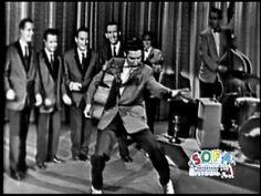 Elvis Presley on The Ed Sullivan Show
