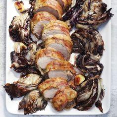 Pancetta-Wrapped Pork Tenderloin | Williams Sonoma
