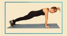 12упражнений, чтобы привести себя вформу (workout: 12 exercises)