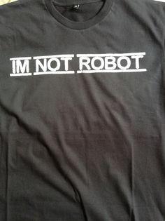 Tees im not robot