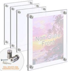 14 standoffs for acrylic frames ideas