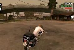 iPhone GTA San Andreas Save Cop Vehicles in Garage