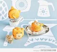 Cute Food, Cute Cupcakes, Designer Cakes, Cupcakes Decorating, Kids Cupcakes, Cupcakes Ideas, Cute Cake - Part 63