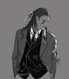 Connor in suit[3] by JellyGrace.deviantart.com on @DeviantArt