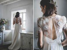 Bridal Trends for 2017   Two Piece   Bridal Separates   Wedding Dress by Alejandra Svarc