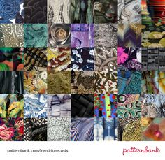 FASHION VIGNETTE: TRENDS // PATTERNBANK . PRINT AND COLOR DIRECTION A/W 2014-15
