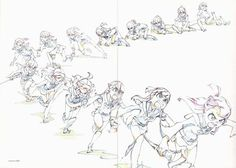 70 Best Ideas How To Draw Poses Anime Artists Animation Sketches, Animation Reference, Drawing Reference, Flipbook Animation, Animation Storyboard, Animation Character, Drawing Tutorials, Art Tutorials, Cartoon Drawings