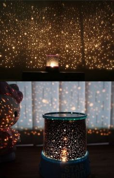 Auto Rotate Romantic Sky Star Master LED Night Light Projector Lamp With Music in Home & Garden, Lamps, Lighting & Ceiling Fans, Night Lights