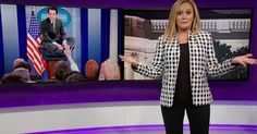 See Samantha Bee Skewer Anthony Scaramucci's Disastrous 'Mooch Doctrine' - Rolling Stone