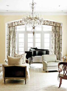 grand piano room garden - Google Search