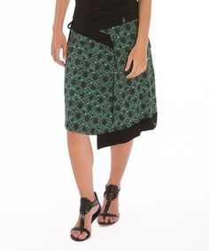 Black Orion Mintaka Skirt #zulily #zulilyfinds