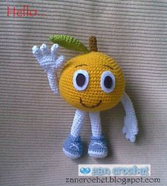 Let's Crochet...
