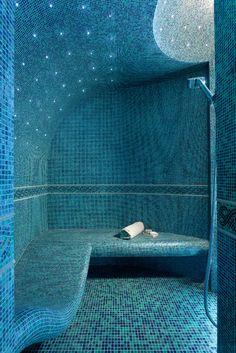 bathroom #mosaic