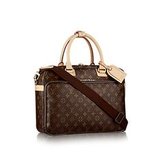 Icare Monogram Canvas - Travel | LOUIS VUITTON Never leave home without it!