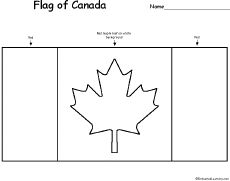Flag of Canada -thumbnail