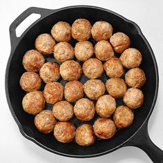 Meatball night! (based on Nom Nom Paleo's Maple Sausage Patties recipe) Paleo, Gluten-free
