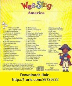 Wee Sing America (9780843149296) Pamela Conn Beall, Susan Hagen Nipp , ISBN-10: 0843149299  , ISBN-13: 978-0843149296 ,  , tutorials , pdf , ebook , torrent , downloads , rapidshare , filesonic , hotfile , megaupload , fileserve