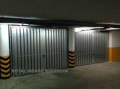 zabudowa garażu podziemnego Szczecin; garaże podziemne Szczecin