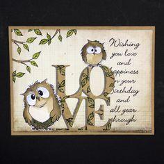 Gorgeous Handmade Card by Kim Reygate